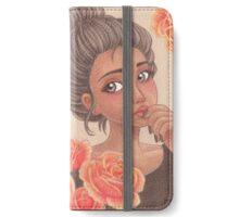 Lena iPhone Wallet/Case/Skin