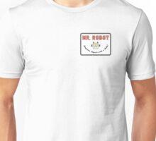 Mr. Robot Patch Tee Unisex T-Shirt