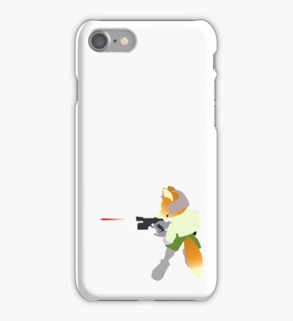 Fox Blaster iPhone Case/Skin