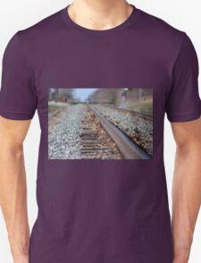 Tracks to the Future Unisex T-Shirt