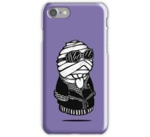 Invisible Boy iPhone Case/Skin