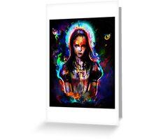 Alice II Greeting Card