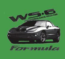 Formula WS6 Sketch-style by banditcar