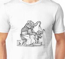 maternal love - mommy's love Unisex T-Shirt