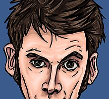 the Doctor by Ben Farr