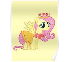 Princess Fluttershy Lolly Poster
