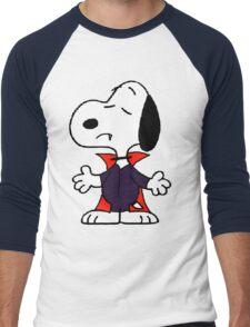 snoopy dracula Men's Baseball ¾ T-Shirt