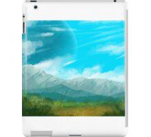 Verdant Plains iPad Case/Skin