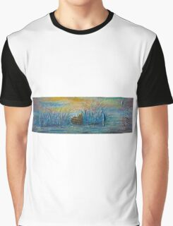 Adrift by 'Donna Williams' Graphic T-Shirt