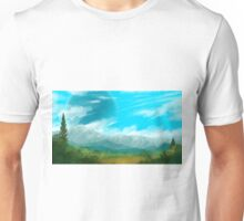 Verdant Plains Unisex T-Shirt