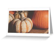 Pumpkins 11 Greeting Card