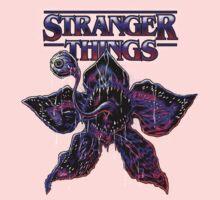 Stranger Thing One Piece - Short Sleeve