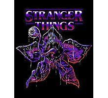 Stranger Thing Photographic Print