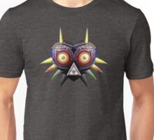 Majoras Mask psychedelic colors Unisex T-Shirt
