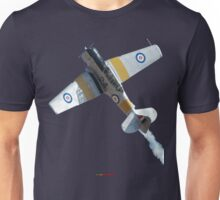 Plane & Simple - Harvard VH-XNZ Unisex T-Shirt