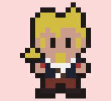 Pixel Guybrush Threepwood Baby Tee