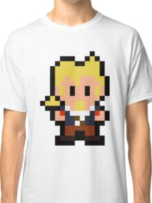 Pixel Guybrush Threepwood Classic T-Shirt