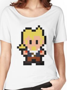 Pixel Guybrush Threepwood Women's Relaxed Fit T-Shirt