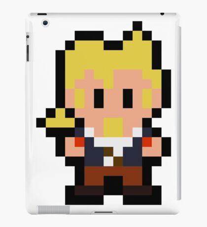 Pixel Guybrush Threepwood iPad Case/Skin