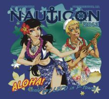 Nauticon 2013 - ALOHA! Come get LEI'D in P-town! [with DATE & LOCATION] by Nauticon-Store