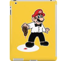 No Biting Below the Belt iPad Case/Skin