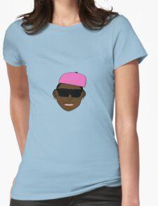 Soulja Boy Head Womens Fitted T-Shirt