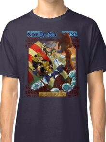 Nauticon 2014 - VIKINGS & VALKYRIES [with DATE & LOCATION] Classic T-Shirt