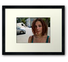 Sugar in the Raw Framed Print