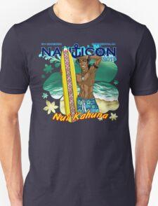 Nauticon 2013 - Nui Kahuna [with DATE & LOCATION] Unisex T-Shirt