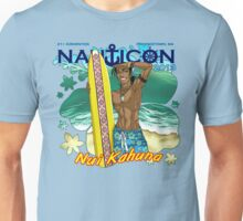 Nauticon 2013 - Nui Kahuna [with DATE & LOCATION] Unisex T-Shirt