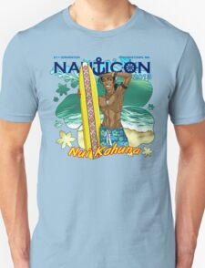 Nauticon 2013 - Nui Kahuna [with DATE & LOCATION] T-Shirt