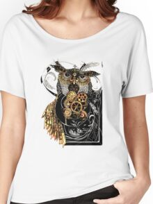 Steampunk wisdom Women's Relaxed Fit T-Shirt