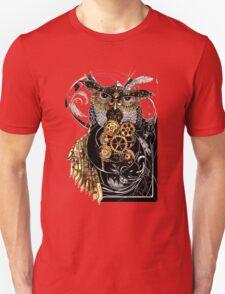 Steampunk wisdom Unisex T-Shirt