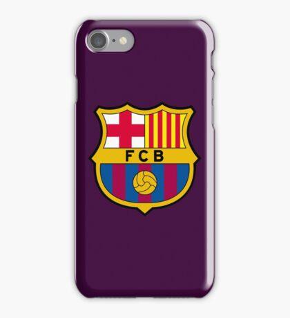 fcb iPhone Case/Skin