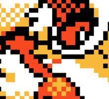 -Pixel Arcanine- Sticker