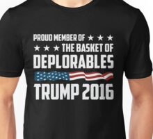 deplorables Unisex T-Shirt