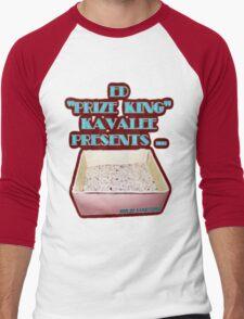 "Ed ""Prize King"" Kavalee's Box of Sand Men's Baseball ¾ T-Shirt"