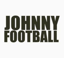JOHNNY FOOTBALL Kids Tee