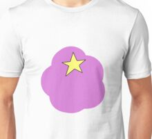 lumpy space princess minimalist Unisex T-Shirt