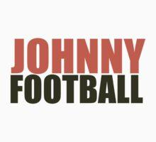 JOHNNY FOOTBALL One Piece - Short Sleeve