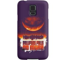 Gallifrey Falls No More (Gradient) Samsung Galaxy Case/Skin