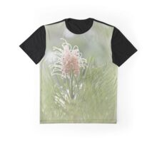 Grevillea in Pastel Graphic T-Shirt