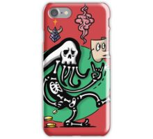 If only we could be carefree iPhone Case/Skin