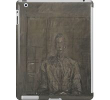 Alberto Giacometti - Portrait of Peter Watson iPad Case/Skin