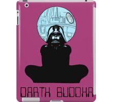 Darth Buddha Poster iPad Case/Skin
