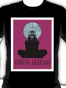 Darth Buddha Poster T-Shirt