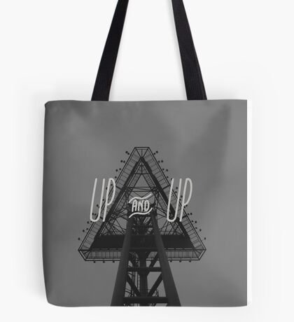 Up and Up Tote Bag