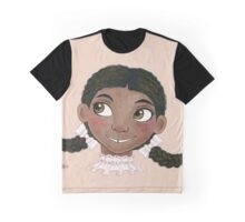 Curly Cutie Graphic T-Shirt