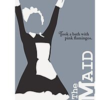 The Maid Photographic Print
