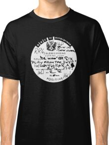 Dr Who and the Silurians Classic T-Shirt